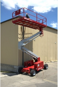 30' MEC Speed Level Diesel Scissor Lift