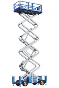 53' Genie Diesel Scissor Lift