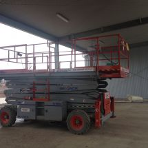 Elevated Work Platform - Scissor Lift Hire - Scissor Lift
