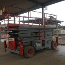 Elevated Work Platform - Scissor Lift Hire - Scissor Lift - Botany Access Hire Sydney