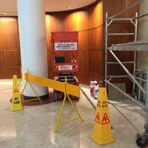 Elevated Work Platform - Boom Lift Hire – scissor lift - Botany Access Hire Sydney